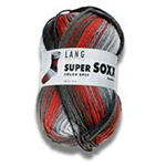 Lang Yarns Super Soxx color 8 fils